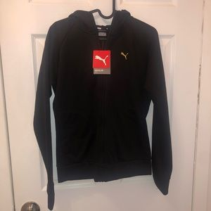 Black Puma Sweatshirt
